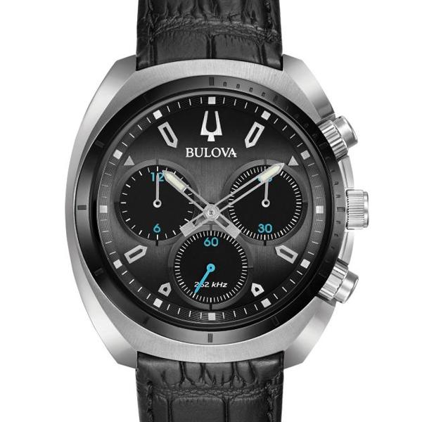 ブローバ 腕時計 メンズ BULOVA 98A155 CURV シルバー TU9054