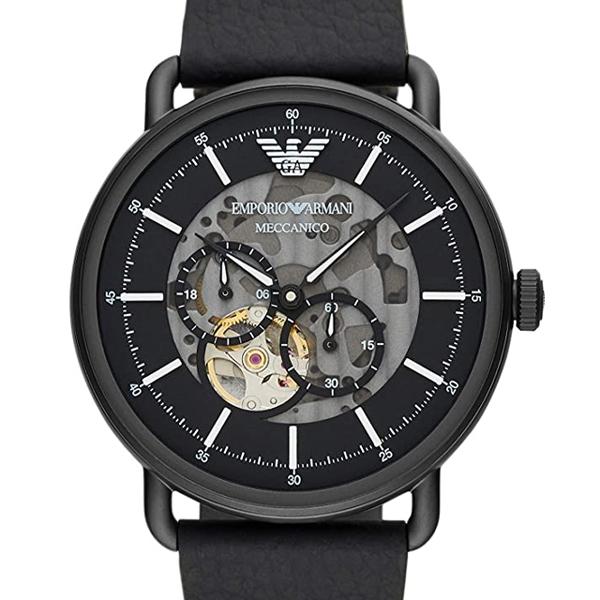 誕生日や記念日のプレゼント 人気 おすすめ 限定特価 EMPORIO ARMANI エンポリオアルマーニ 時計 腕時計 TU1022 メンズ MECCANICO ラッピング無料 期間限定特別価格 AR60028 クォーツ 2020