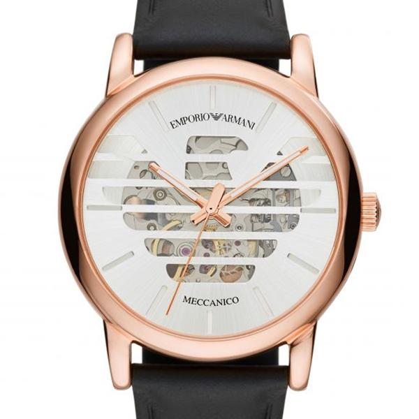 毎日がバーゲンセール 誕生日や記念日のプレゼント 人気 おすすめ 優先配送 限定特価 EMPORIO ARMANI エンポリオアルマーニ 時計 AR60031 クォーツ メンズ MECCANICO 腕時計 TU1022 ラッピング無料
