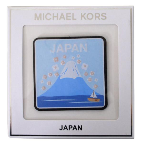 マイケルコース 小物 MICHAEL KORS JAPAN 富士山 ステッカー マルチ 32H6MZBN4T【ブランド 新品 送料無料 誕生日 記念日 お祝い プレゼント 正規 人気 保証 ギフト OUTLET 包装 即日発送】