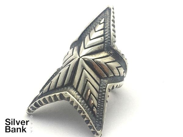 Cody Sanderson コディサンダーソン Depp Star Ring XS 11号 SV925 シルバー メンズ 指輪 リング 人気ブランド【中古】 17-8584AS