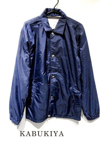 COMME des GARCONS コムデギャルソン SHIRT BOY コーチジャケット 【M】 ナイロン ネイビー 紺 衣類 アウター 上着 ジャンパー メンズ 衣類 人気ブランド【中古】xx18-5233Mo