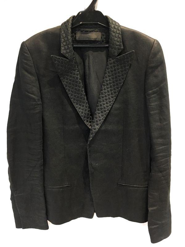 HAIDER ACKERMANN (ハイダー アッカーマン) ジャケット ブラック系 メンズ 人気ブランド【中古】 17-21259KJ
