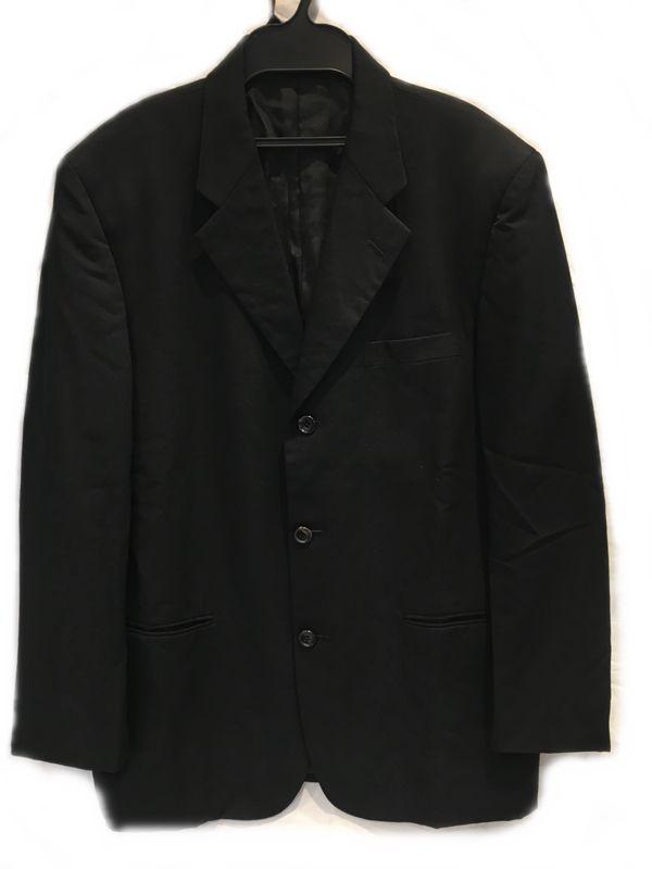 COMME des GARCONS コムデギャルソン ジャケット ブラック系 メンズ 人気ブランド【中古】 18-1485KJ