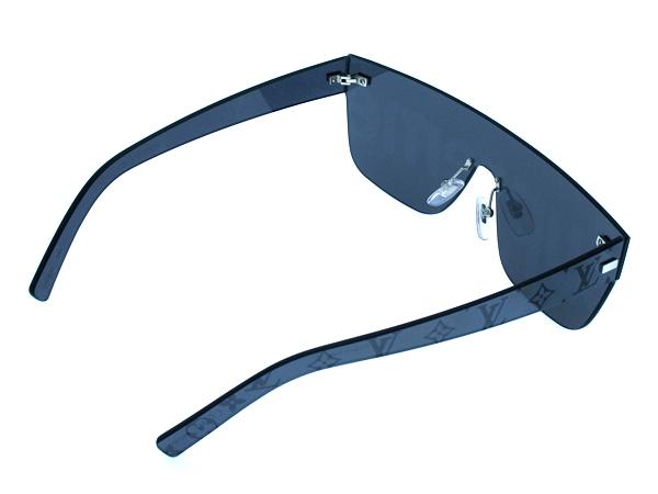 7e4973ab8e LOUIS VUITTON X Supreme City Mask SP Sunglasses Z0986U sunglasses Black  ルイヴィトンシュプリームメンズ Lady s popularity brand xx17-31815AO