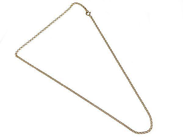 ロールチェーン 16inch K18 ゴールド 金 16インチ 40cm 5 1g ネックレス ジュエリー アクセサリー 貴金属 メンズ・レディース 兼用 人気ブランドxx17 23988RS8O0Pwnk