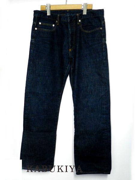 ディオールオム Dior Homme デニムパンツ サイズ48 インディゴ USED 古着 ボトムス ジーパン ジーンズ メンズ 人気ブランド【中古】18-4587AT