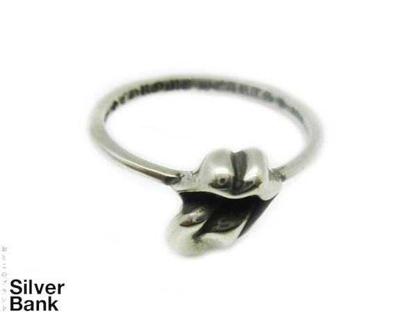 Chrome Hearts クロムハーツバブルガムリング タン 指輪 SV925シルバーメンズ・レディース 人気ブランド【中古】xx17-43930LI