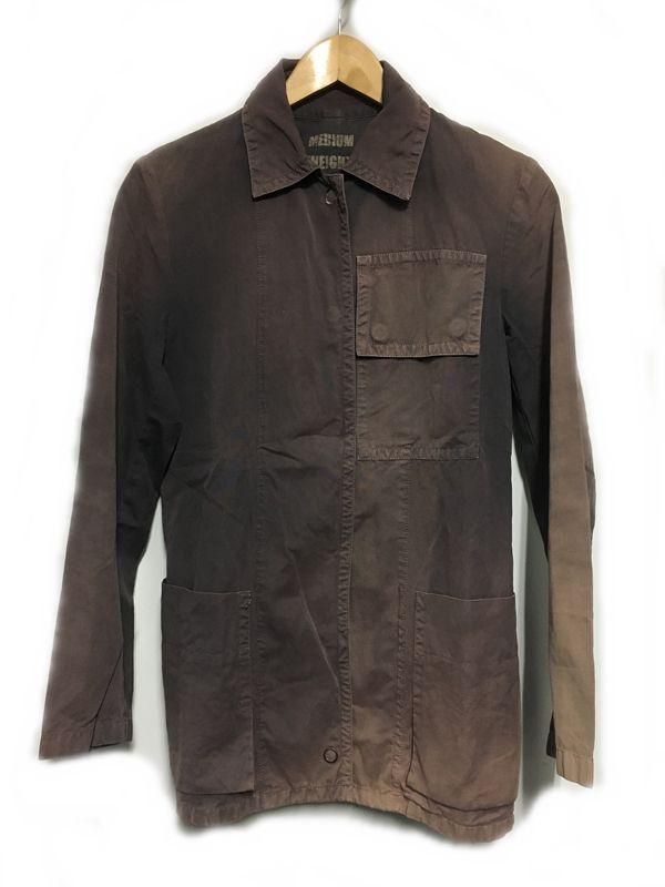 マルタン マルジェラ Maison Margiela ジャケット あずき色 ボルドー系 メンズ 人気ブランド【中古】 17-8540KJ