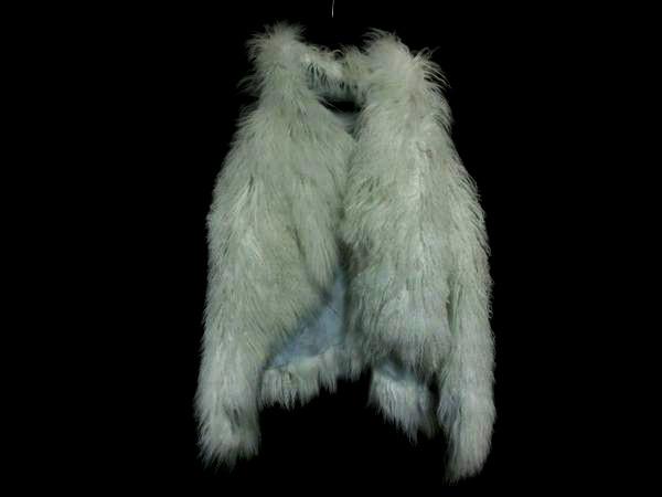ファッション 人気ブランド 【LGB ルグランブルー】ラビットファーベスト 毛皮 サイズ:F【YDKG】15-7087AO