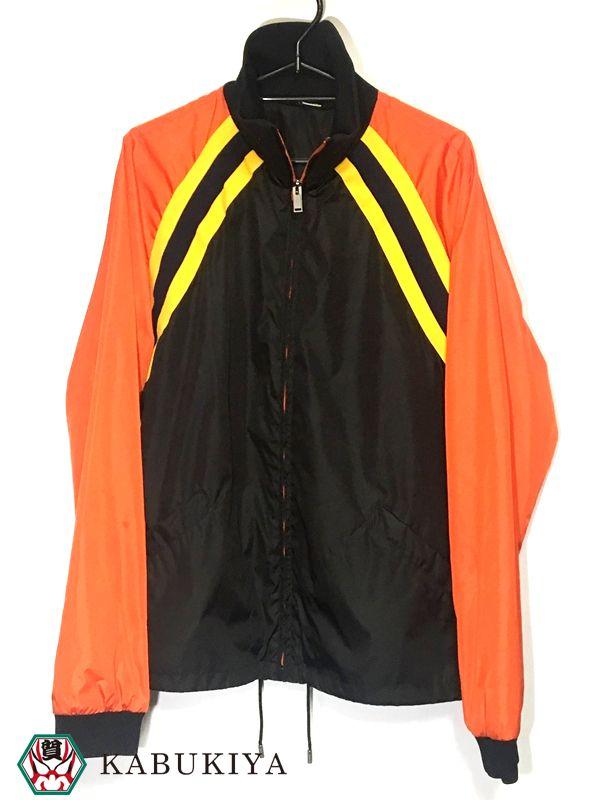 339fdec16e66 GUCCI Gucci Gucci logo nylon jacket. Parachute nylon 100% 500958 Z707C 1565  □ 18-29935AO □