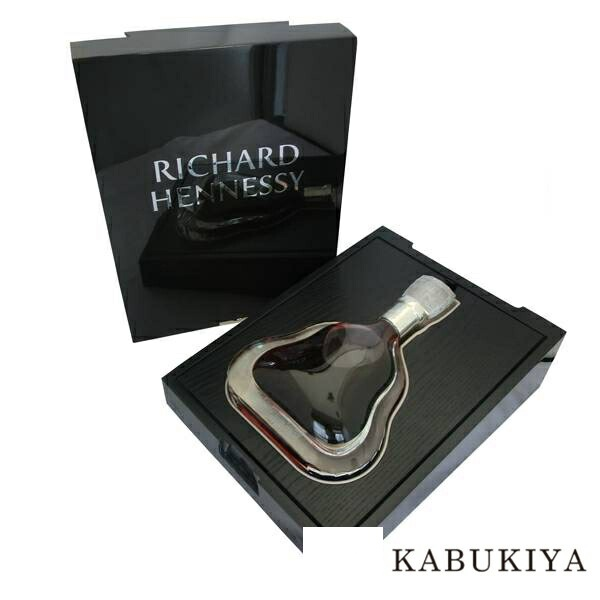 Genuine Hennessy Richard 700 ml new current bottle brandy Cognac exhibits with MHD baccarat crystal France Richard Hennessy Richard liquor RH-GMT
