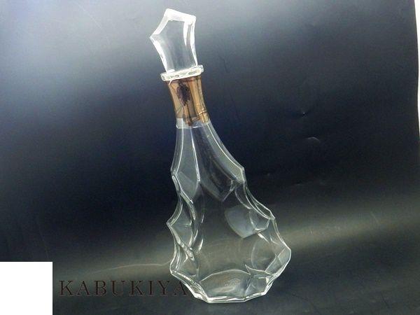 ジュビリー空ボトル アンティーク 小物 雑貨 置物 空き瓶 メンズ 人気ブランド【中古】18-44065Sh
