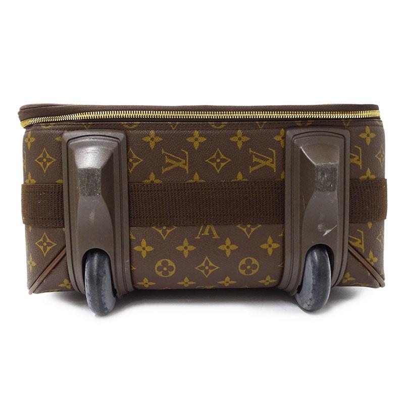 5万円以上の時計に最大3万円OFFクーポン発行中 21日までヴィトン LOUIS VUITTON モノグラム ペガス55 キャリーバッグ キャリーケース スーツケース M23294 SP0060eWEYH9D2I