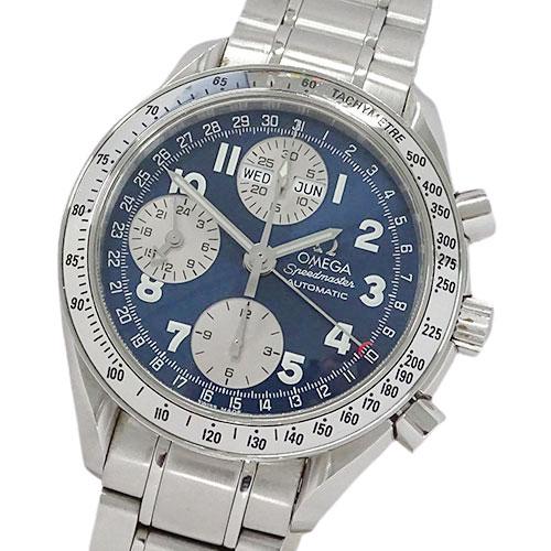 ◆オメガ OMEGA 時計 3523.81 スピードマスター トリプルカレンダー 自動巻き AT メンズ 【中古】