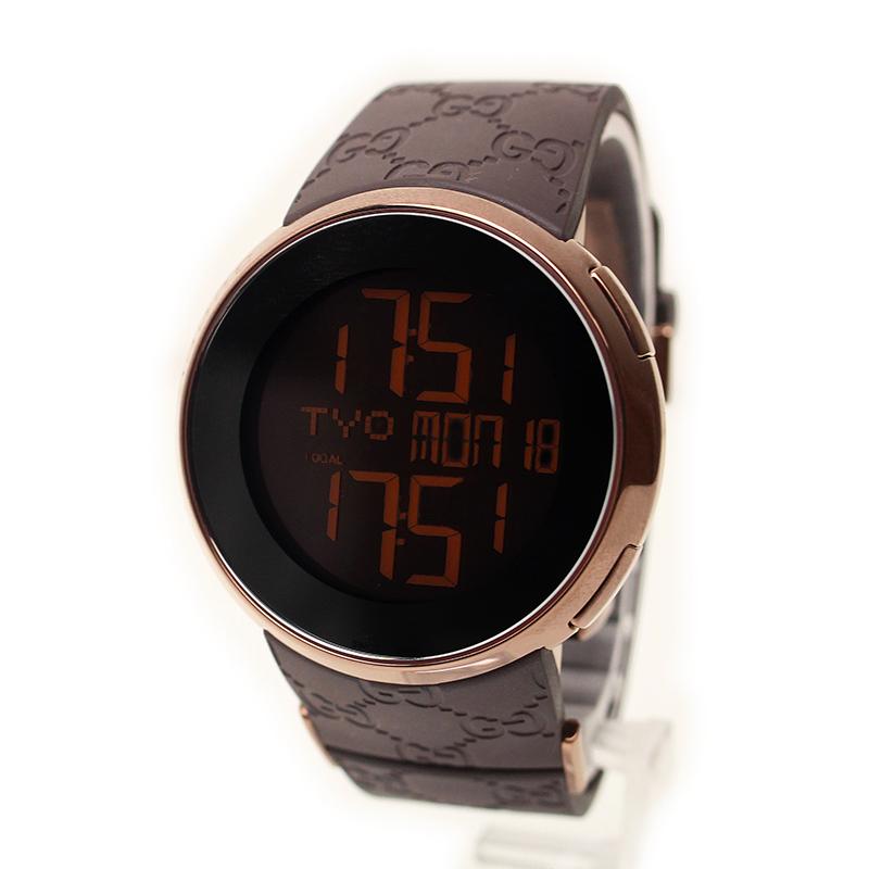 brandcity rakuten global market ai gucci gucci xl quartz digital rh global rakuten com Sanmoa Digital Watch Instruction Manuals Casio Watch Instruction Manual