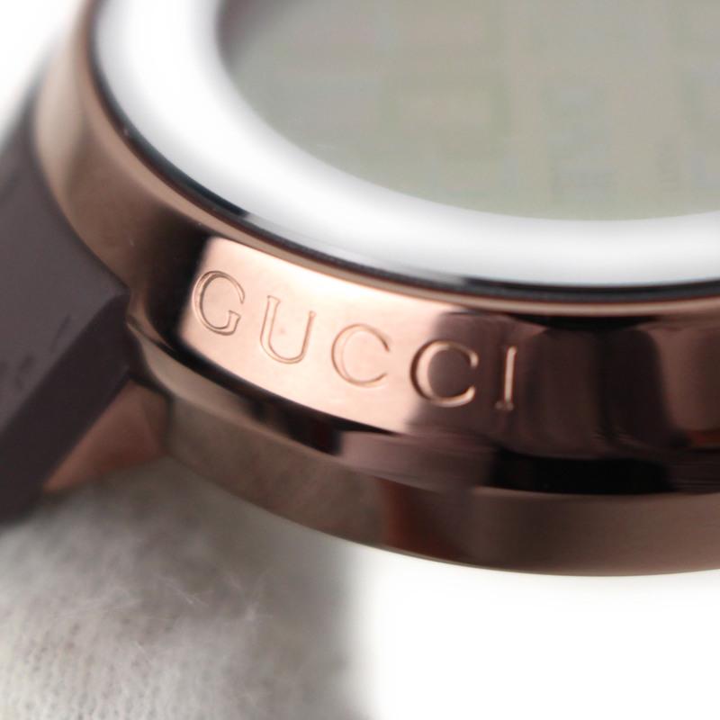 1e654bb71b5 BrandCity  Ai Gucci Gucci XL quartz digital men watch YA114209 ...