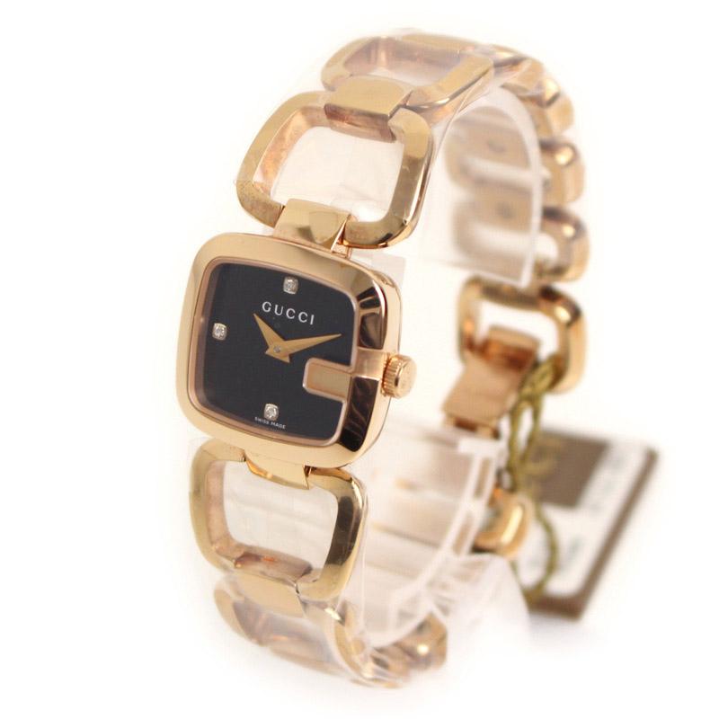 39dfa78043a BrandCity  Gucci G-GUCCI Lady s quartz watch YA125512