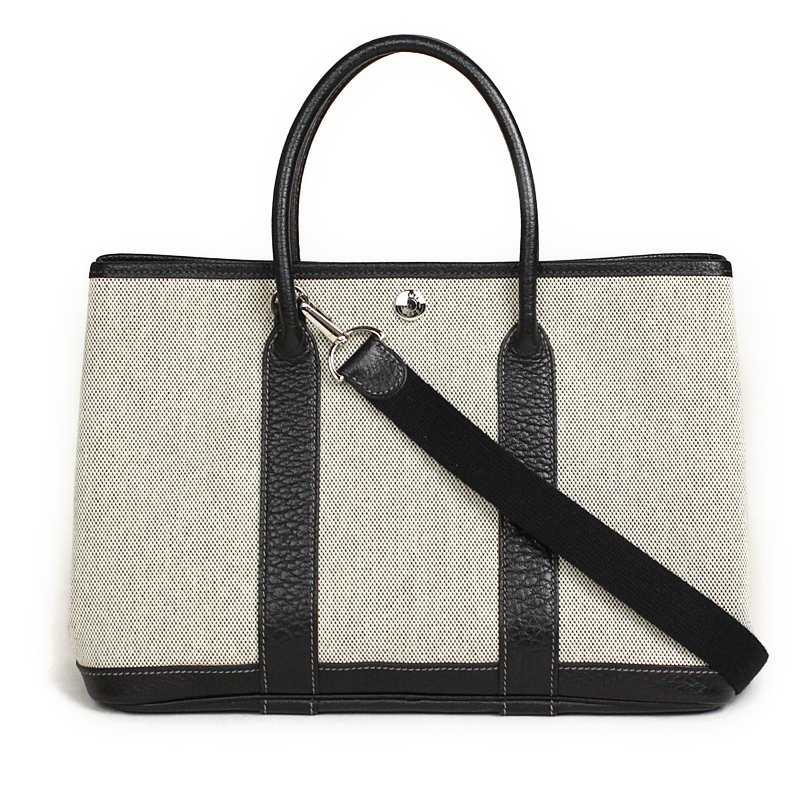 70d7929635f4 BrandCity  Hermes garden party 30 TPM □ I carved seal bag is gray ...