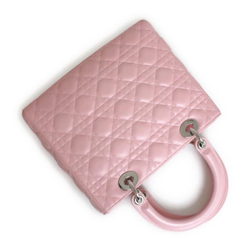 BrandCity  Christian Dior lambskin lady Dior CAL44551 bag   Rakuten ... ff1003a68c