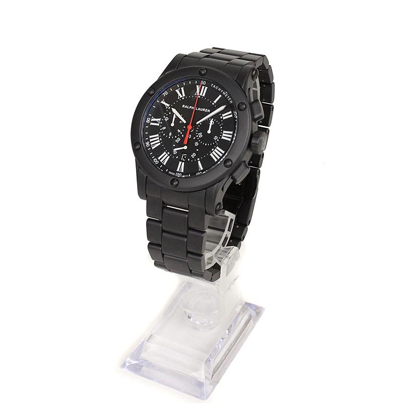 ラルフローレン スポーティング クロノグラフ 腕時計 RLR0236600【新品・未使用品】