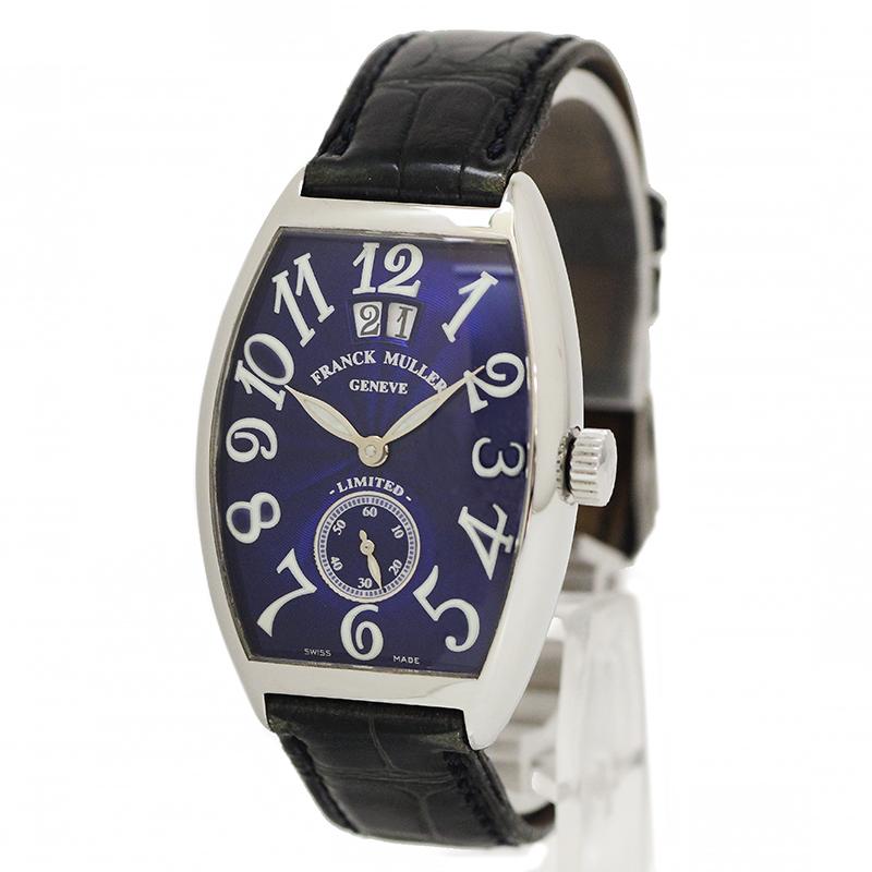 フランク・ミュラー リミテッド2000 限定1000本 メンズ 腕時計 Ref.2851S6 【中古】