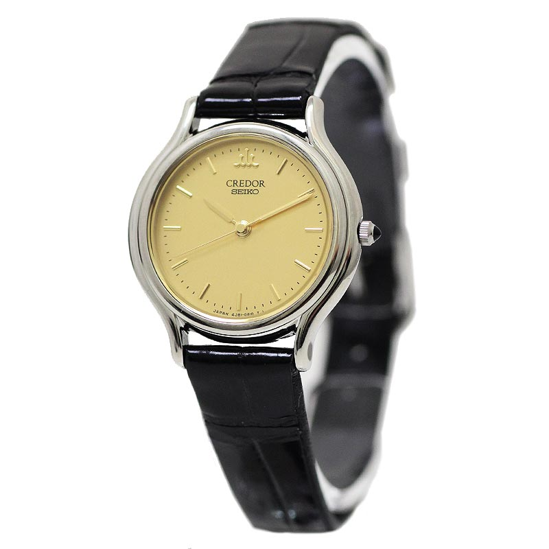 セイコー クレドール 腕時計 4J81-0A40【新品・未使用品】