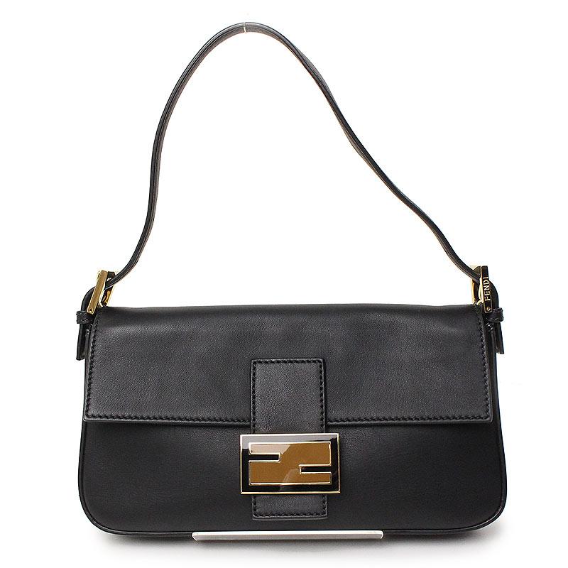 f3128eef7166 BrandCity  With Fendi baguette 2WAY bag 8BR600 long shoulder ...