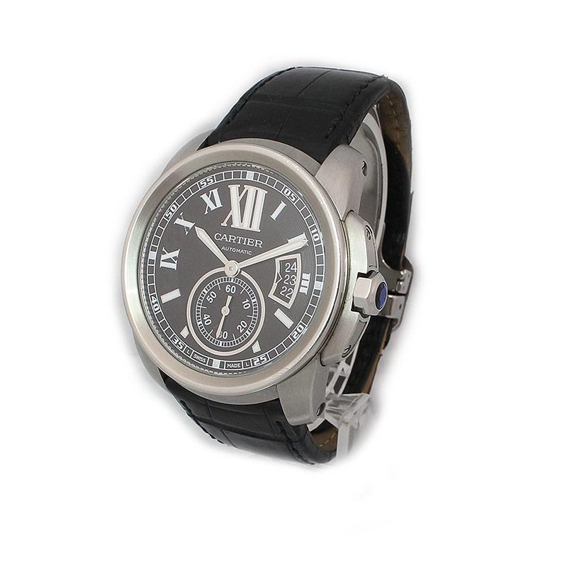 カルティエ カリブル ドゥ カルティエ 腕時計 W7100041【中古】