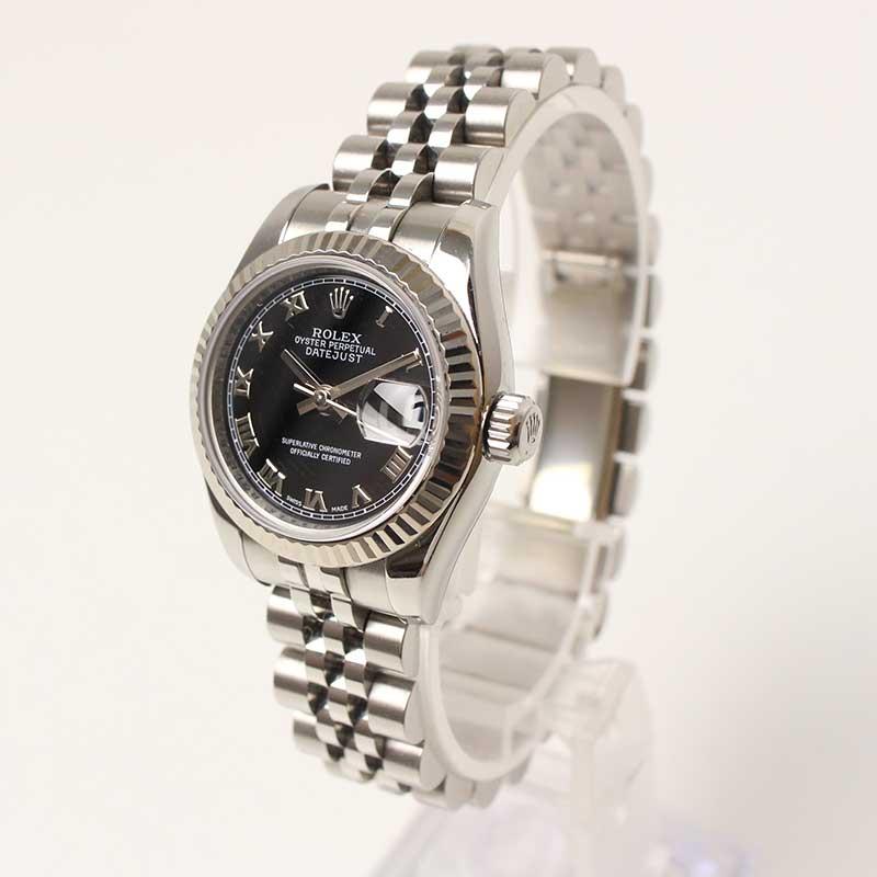 【最大3万円OFFクーポン配布開始♪ご利用は7/1(水)0時から】ロレックス デイトジャスト 179174 レディース腕時計 Z番 179174, ミヤハラマチ:9e68d2d5 --- jphupkens.be