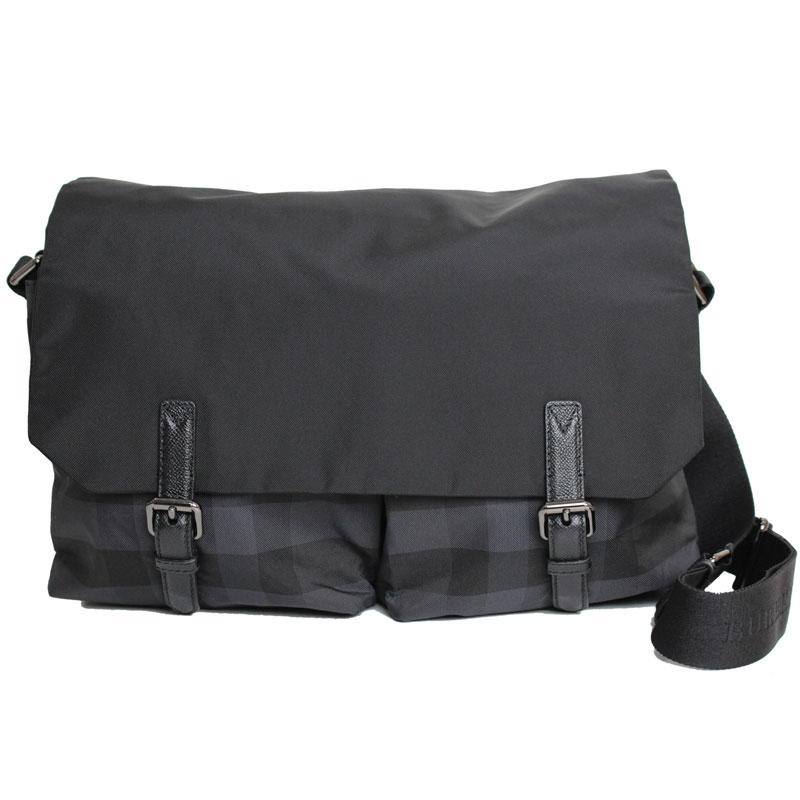 9cacd7113d36 BrandCity  Burberry nylon check messenger bag 3890804