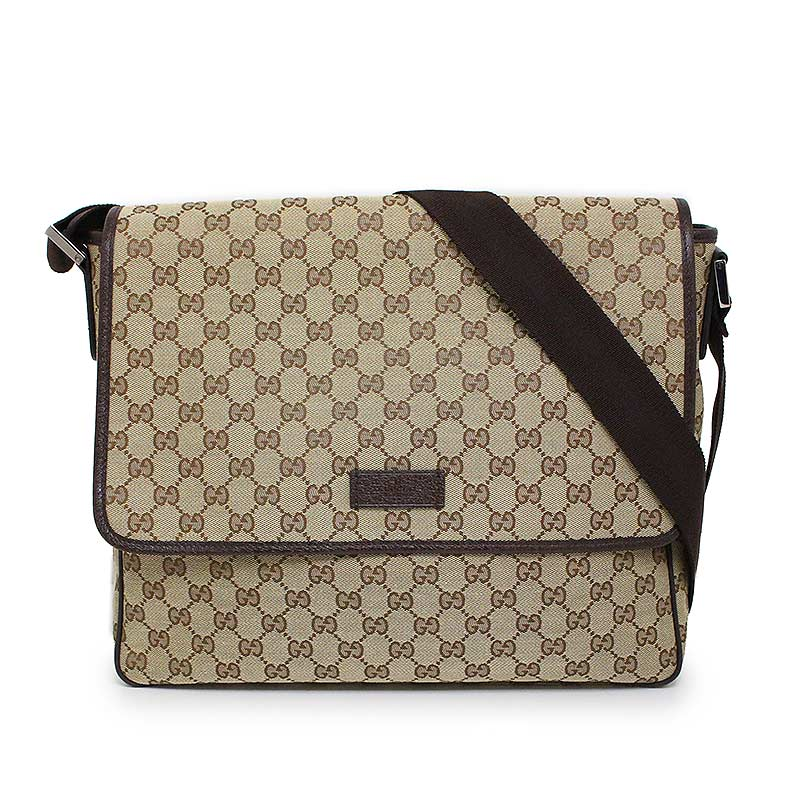 b028b05a244 Brandcity Gucci Gg Canvas Messenger Bag 233052 Rakuten Global Market