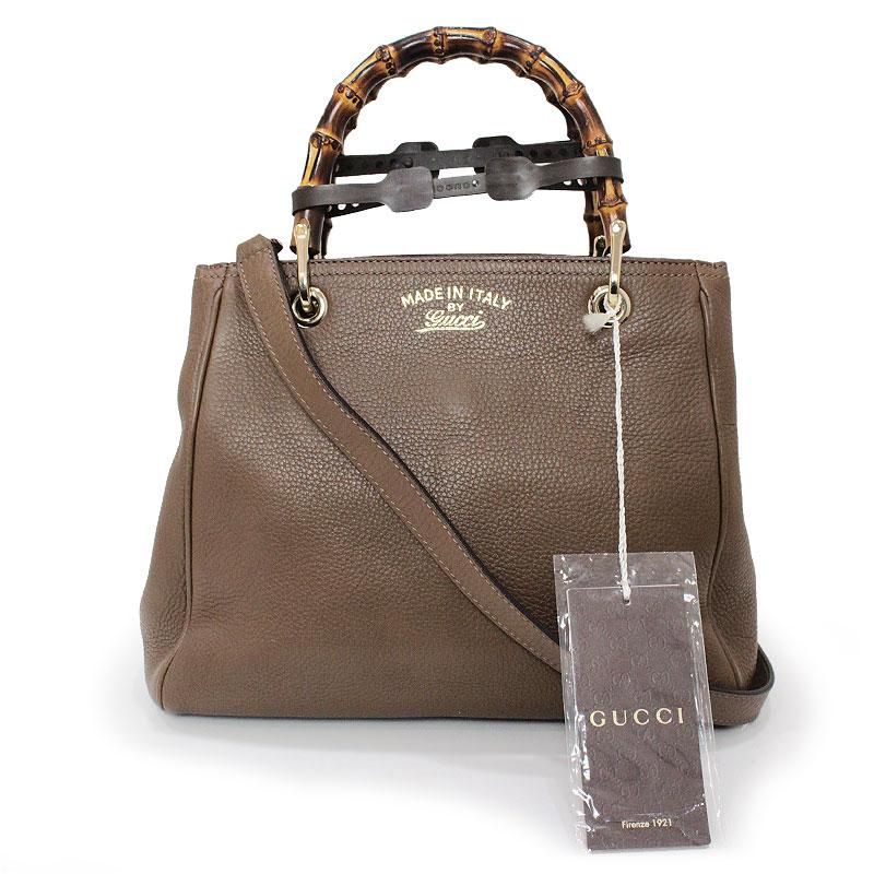 93defe079de02c BrandCity  Gucci bamboo shopper Small tote bag 336032