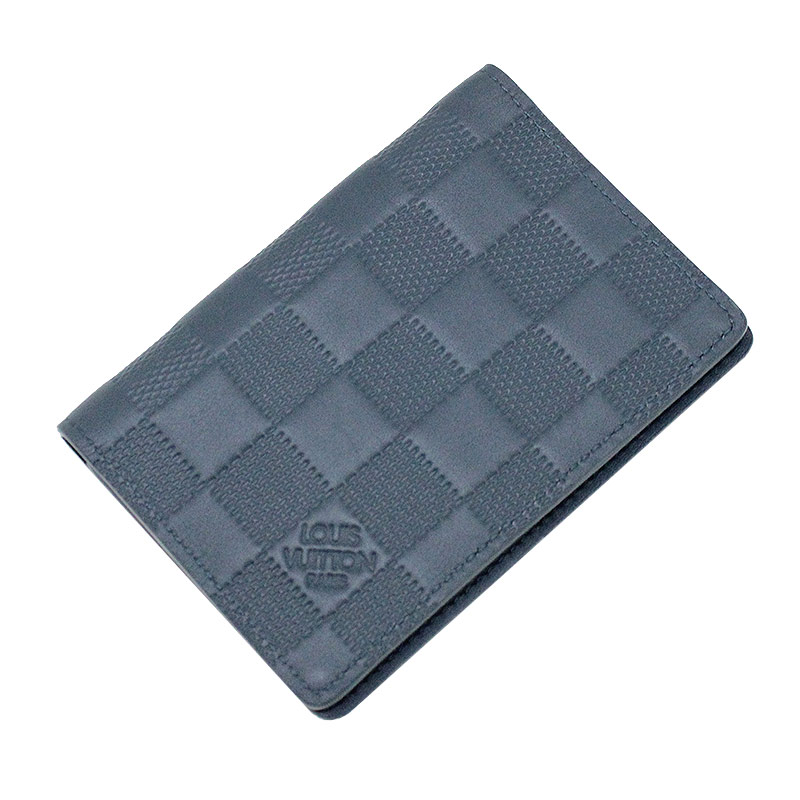 ルイ・ヴィトン ダミエアンフィニ オーガナイザー・ドゥ・ポッシュ カードケース N63203 【新品・未使用品】