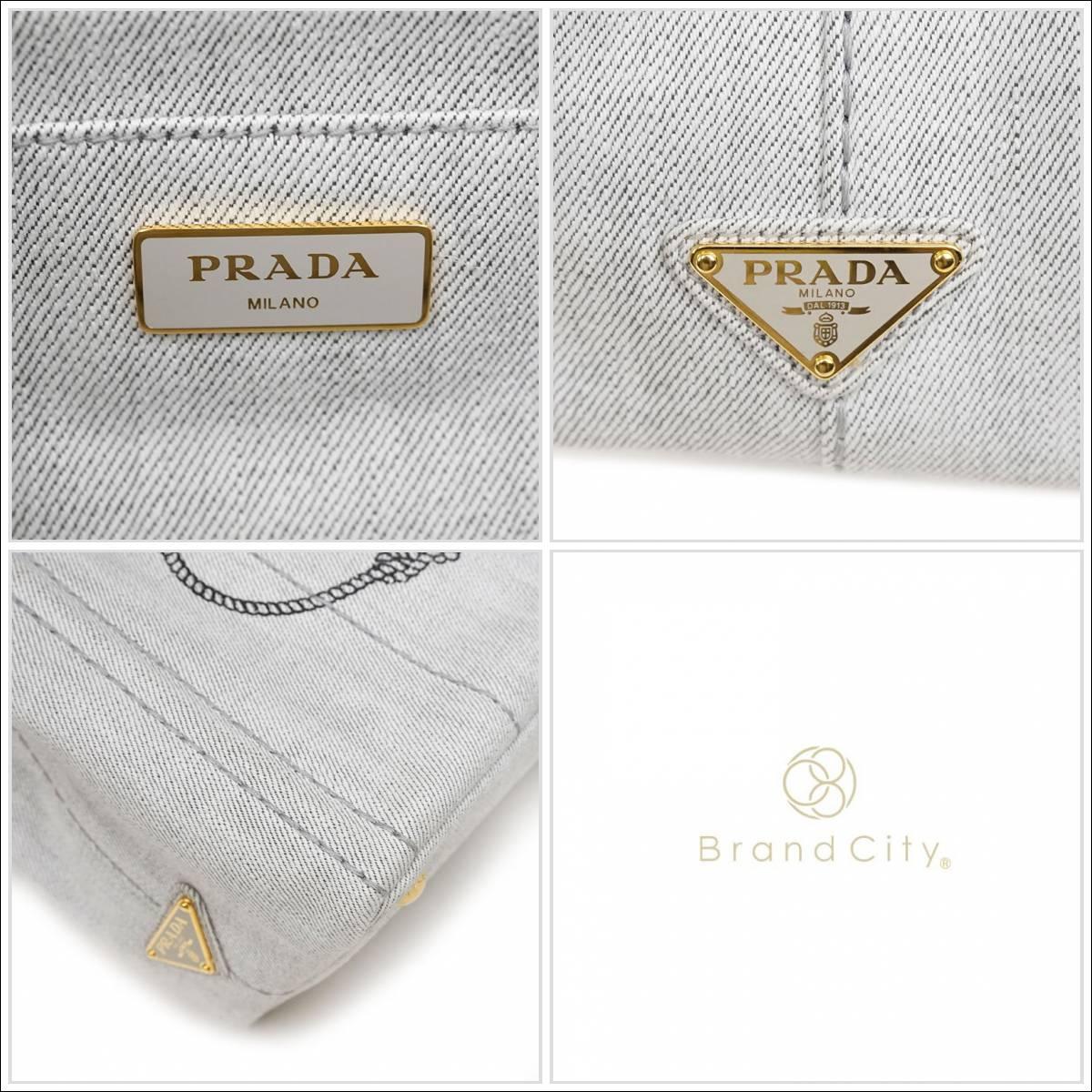 eb5090c44ba2 BrandCity: Plastic Dacca Napa 2WAY tote bag 1BG439 BIANCO | Rakuten ...