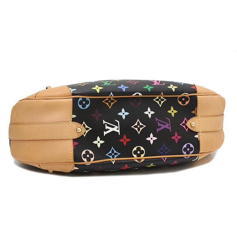 6f2e5b196ff5 BrandCity  Louis Vuitton multicolored Greta shoulder bag M40196 ...