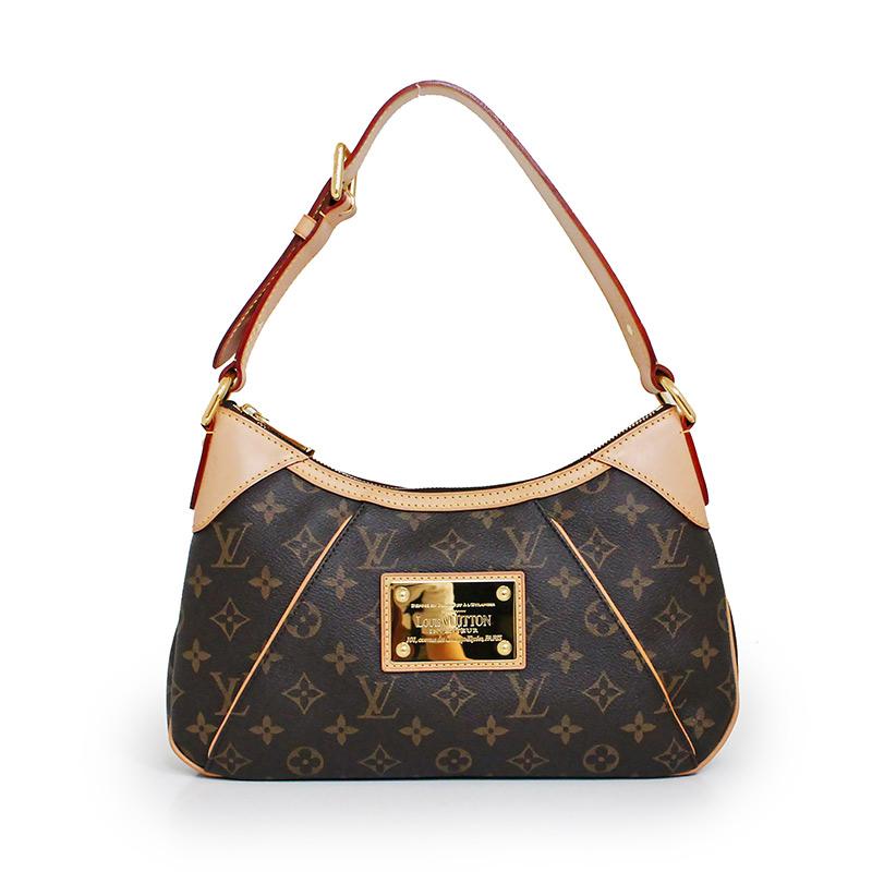 8361e94844d2 BrandCity  Louis Vuitton monogram Thames PM shoulder bag M56384 ...