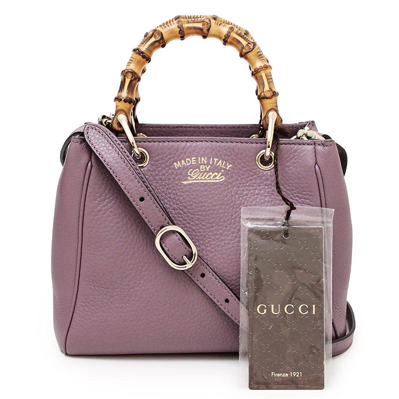 c99663e318b617 BrandCity  Gucci bamboo shopper mini-steering wheel bag 368823 ...