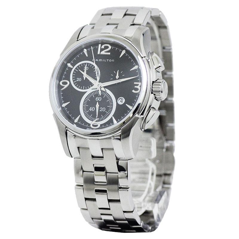 ハミルトン ジャズマスター クロノ H326120 腕時計 【未使用 展示品】