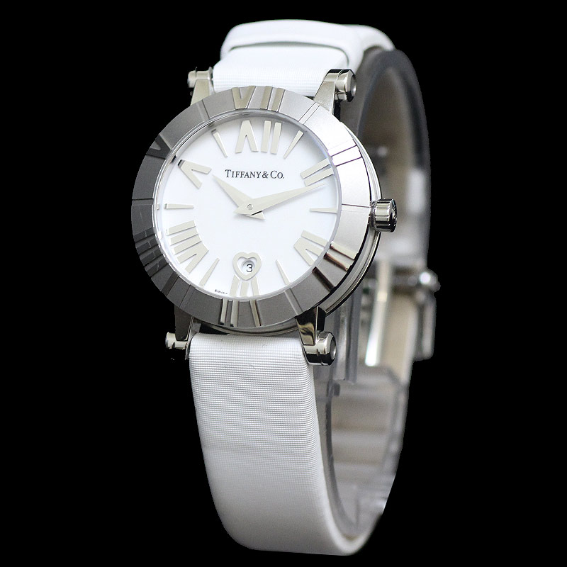 ティファニー アトラス クォーツ 30mm レディース 腕時計 Z1300.11.11A20A41A 【未使用 展示品】