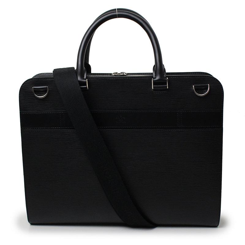 ルイ・ヴィトン エピ バサーノ MM 2WAYバッグ ブラック 黒 M54032【未使用 展示品】