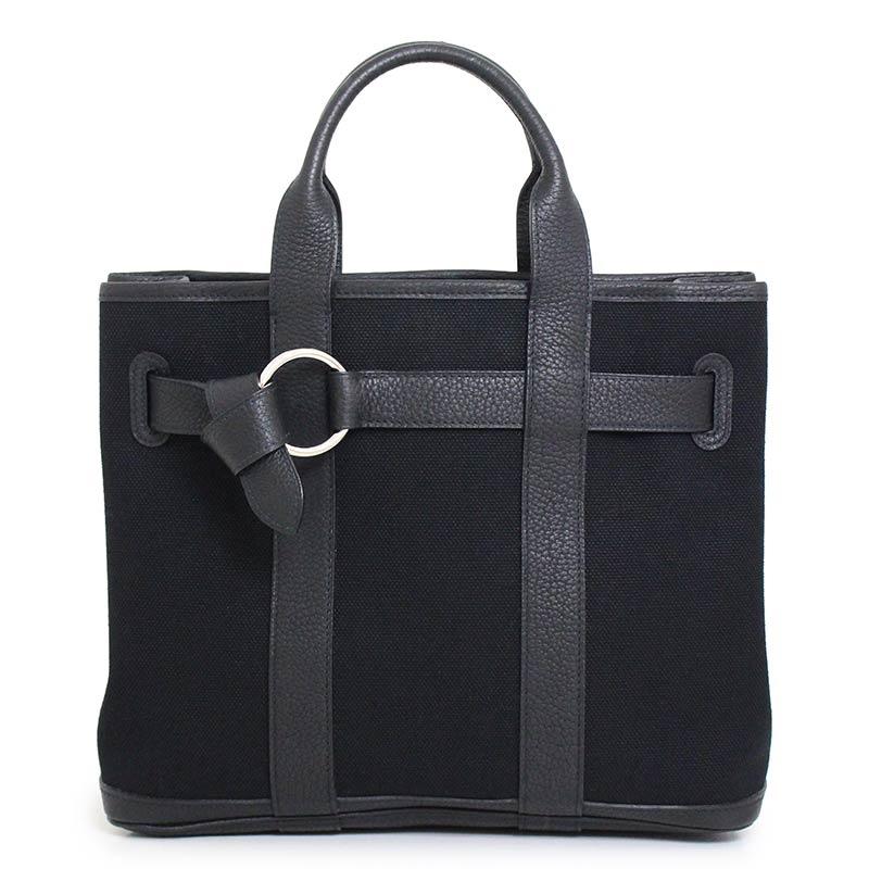 エルメス プティット・サンチュール PM トートバッグ ブラック □J刻印 H049206CK 【新品・未使用品】