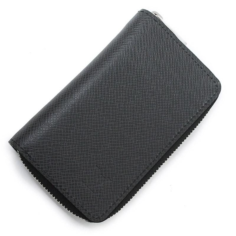 ルイ・ヴィトン タイガ ジッピー・コイン パース 財布 M32832 ブラック 黒【新品・未使用品】
