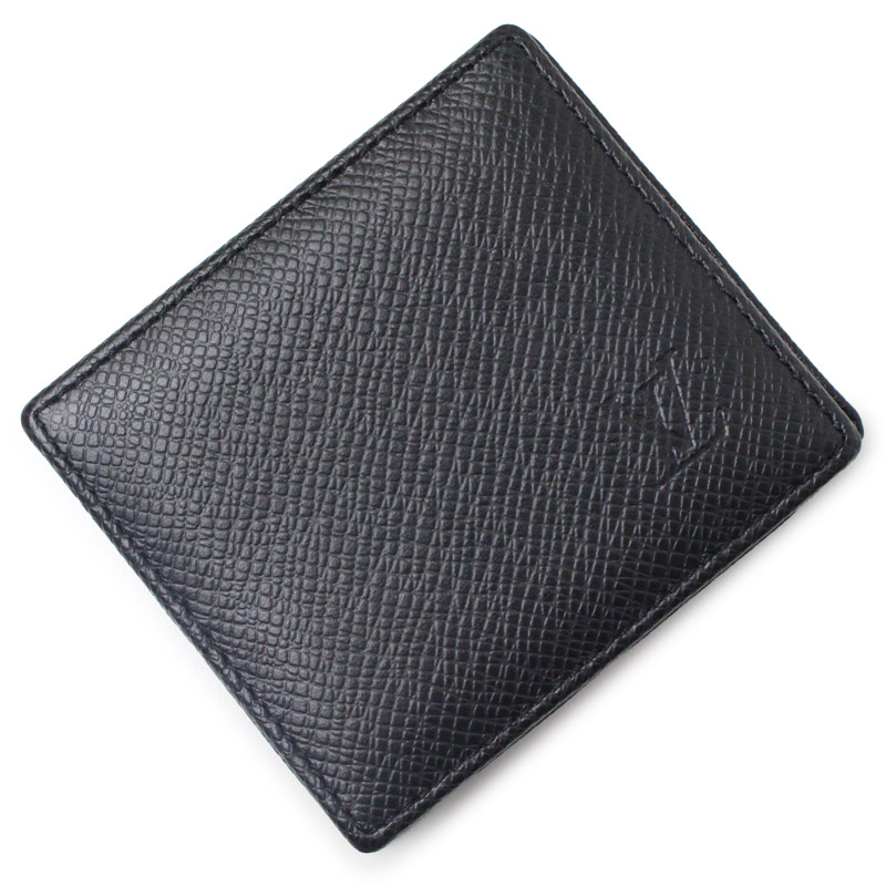 ルイ・ヴィトン タイガ ポルト モネ・ボワット コインケース 財布 ブラック 黒 M30382【新品・未使用品】