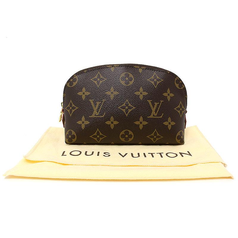 BrandCity  Louis Vuitton monogram pochette cosmetics M47515 ... 3f9190e98897d