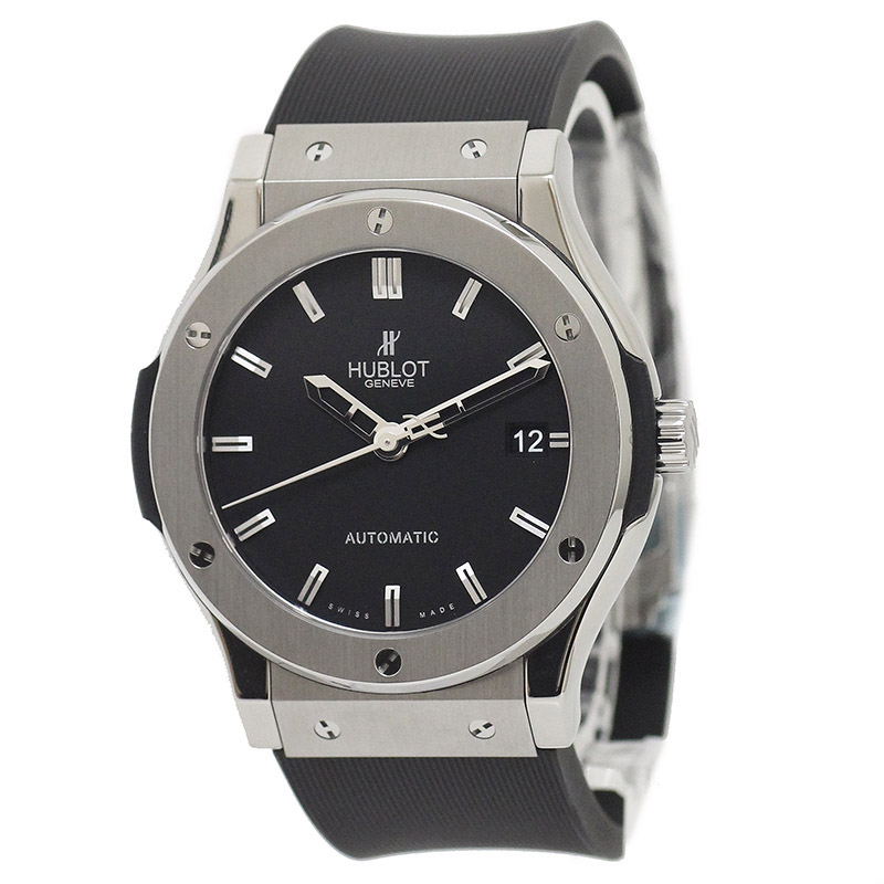 ウブロ クラシックフュージョン 自動巻き メンズ腕時計 511.NX.1170.RX 【未使用 展示品】