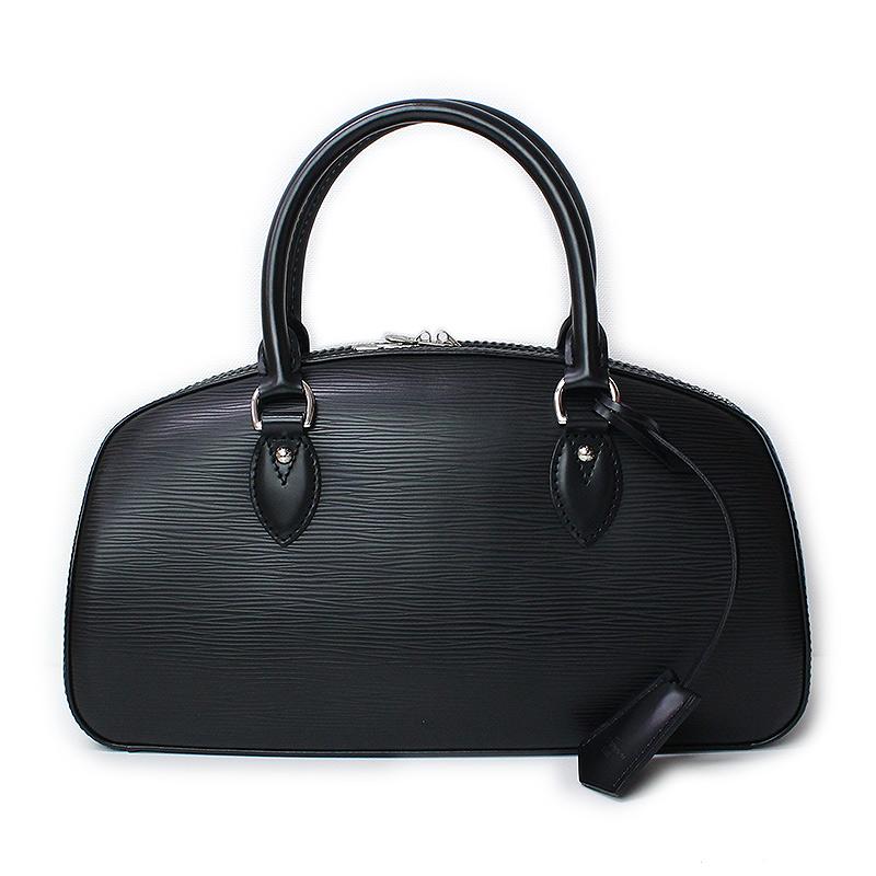 ルイ・ヴィトン エピ ジャスミン ハンドバッグ 黒 ブラック M52852【未使用 展示品】