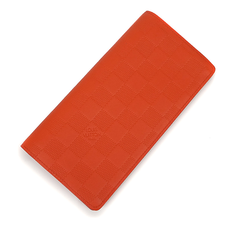 ルイ・ヴィトン アンフィニ ポルトフォイユ・ブラザ 長財布 N63011【新品・未使用品】