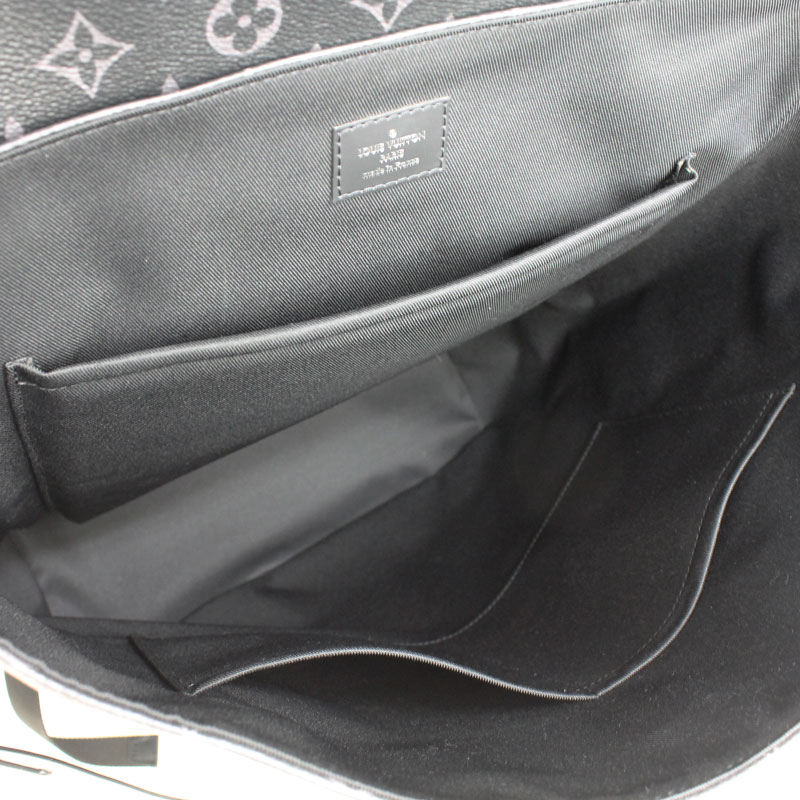 b9e0c23052df BrandCity  Louis Vuitton monogram eclipse steamer backpack M44052 ...