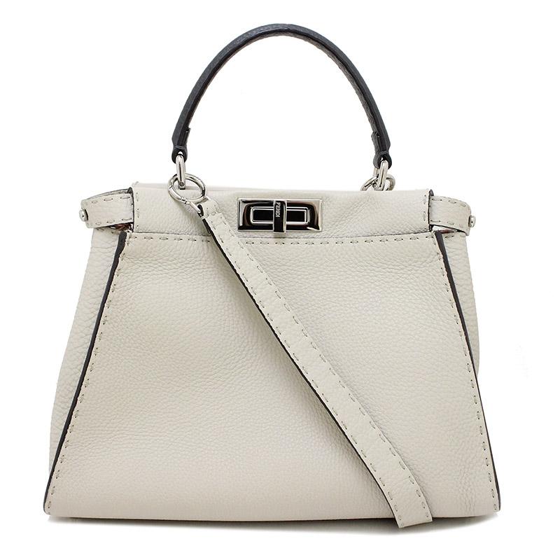 dfc6f396a054 BrandCity  フェンディピーカブーレギュラーセレリア 2WAY handbag ...